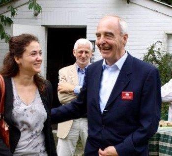 Eröffnung Volker Kröning mit Sarah Ryglewski